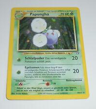 Pokemon Neo Genesis - Papungha Holo - 7/111 - NM - Deutsch