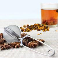 1pc inox cuillère boule à thé en maille infuseur filFRe Squeeze crépine  ÁÍ