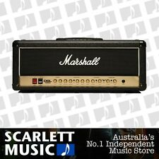 Marshall DSL-100H 100w Valve Guitar Head DSL100-H DSL100H w/12 Months Warranty.