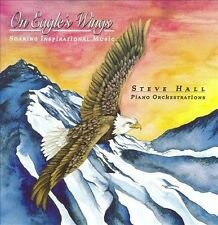 ON EAGLE'S WINGS CD STEVE HALL BRAND NEW SEALED