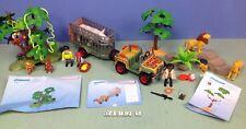 (O4832.5) playmobil 3 sets  safari complets ref 4832 3238 3239