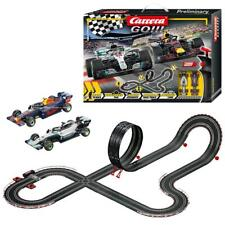 Carrera GO MAX SPEED Rennbahn Set 1:43, Cars: Mercedes & Red Bull ! Neu & Ovp!!