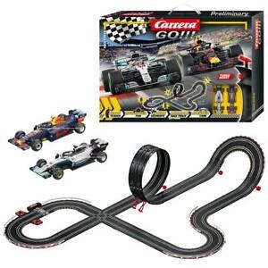 Carrera GO MAX SPEED Rennbahn Set 1:43, Cars: Mercedes & Red Bull ! Neu & Ovp!!