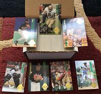 1993 Classic Four Sport DRAFT PICKS COMPLETE Bettis A Rod SHAQ Bledsoe Nixon