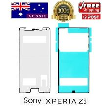 Sony Xperia Z5 E6603 E6653 LCD Plate & Battery Back Cover housing Adhesive Set