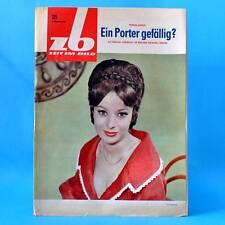 DDR Zeit im Bild ZB NBI 21/1965 Siegesparade Boxen Paletten Lipari Metropol C