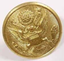 early 1900s american emblem co utica new York eagle great seal button 43724