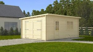 Special Price! Modern Garage 4x6 m/Free delivery*