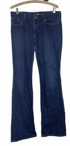 LUCKY BRAND Sweet Jean Womens Size 10/30 Bootcut Mid Rise Medium Dark Rinse