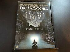 Dreamcatcher (DVD, 2003, Full Screen) Morgan Freeman ~ Thomas Jane ~