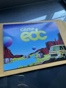 2021 EDC Las Vegas - RV Camping Pass for Camp EDC (up to 8 people in one RV)