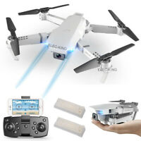 Cooligg FPV Wifi RC Drone With HD Angel Camera Quadcopter 4K 1080P Selfie Toys