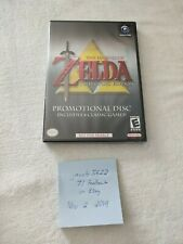 SEALED The Legend of Zelda: Collector's Edition Nintendo Gamecube WORLDWIDE SHIP