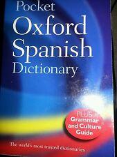 Spanische Wörterbücher