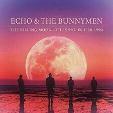 Echo & The Bunnymen Killing Moon-Singles 1980-90 CD NEW SEALED The Back Of Love+