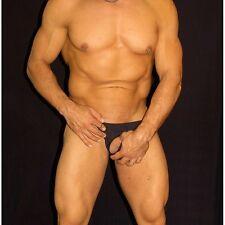 Sexy men's After Dark brief w/ c-ring in BLACK *Arroyman & Erotic male underwear