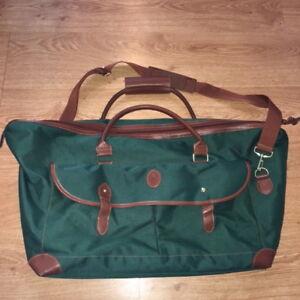 Polo Ralph Lauren Green Mens Duffle Bag