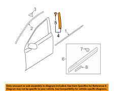 SUBARU OEM 10-14 Legacy Front Door-Applique Window Trim Left 63563AJ01A