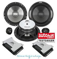 ESX Quantum QE-6.2C 16,5cm 2-Wege Lautsprecher Bass Kicker Hochtöner 250 Watt