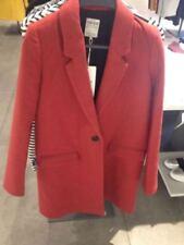 Zara Regular Size Wool Blend Coats, Jackets & Vests for Women
