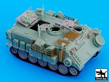 Black Dog 1/72 IDF M113 Command Vehicle Conversion Set (for Trumpeter) T72032