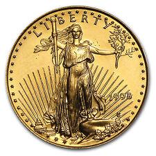 1998 1/4 oz Gold American Eagle Coin