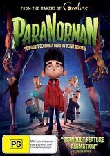 ParaNorman DVD - Region 4, 2 & 5 *FREE AUST. POST*