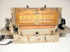 vintage MONTGOMERY WARD WG& C SERIES 1A48 - working CHASSIS - reconditioned.