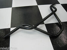 New RRC Black Freestyle Bike Pretzel HANDLE BAR for Old School GT BMX Bicycle