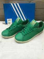 adidas Originals Stan Smith Men's Running Shoes, Size 8.5UK - Green