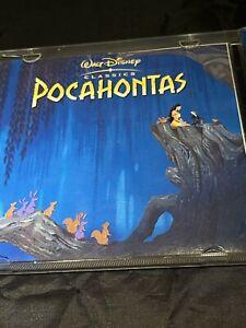 Walt Disney Classics Pocahontas 2 Video CD 1995 Malaysia Rare