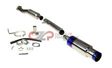 Tomei TB6090-NS04A Expreme Ti Exhaust System For Nissan 350Z