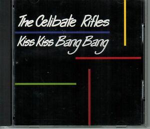 Kiss Kiss Bang Bang by The Celibate Rifles (CD) - BRAND NEW