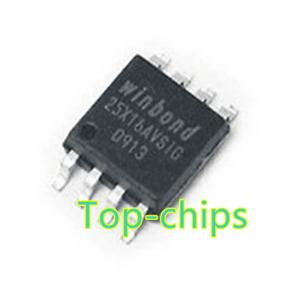 5pcs WINBOND 25X16AVSIG W25X16AVSIG W25X16AVSSIG SOP8 IC Chip