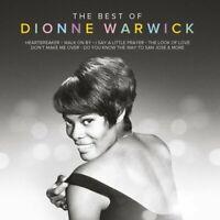Dionne Warwick - Best Of (NEW 2 x CD)