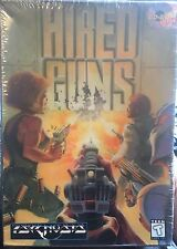 Hired Guns VERY RARE PC Game Psychosis 1994 NEW & SEALED