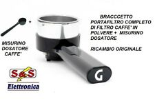 11029573 BRACCETTO PORTAFILTRO PRESSURIZZATO PER SAECO MAGIC MAGIC CAPUCCINO