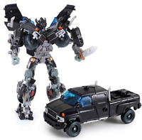Transformers masterpiece 5 Human Alliance Ironhide Robot Action Figure Toy