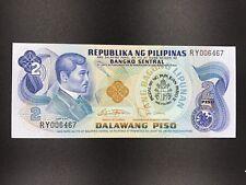 Philippines ABL 2 Pesos Pagdalaw ng Papa Juan Pablo II Commemorative Banknote