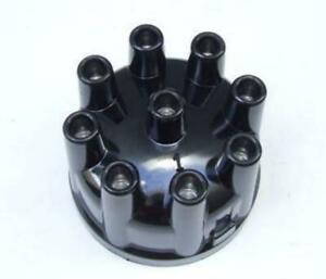 Distributor Cap - Black as Original to Suit Autolite and Motorcraft Distributors