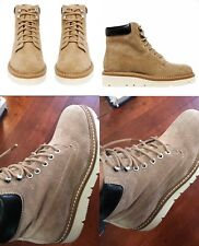 New Seed 💝 38 Or 7 Leather Suede Jackie Dessert Hiking Boots Shoes $199