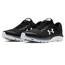 Under Armour Mens Charged Bandit 5 Running Shoes Trainers - Black Sports