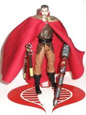 Batman Begins Action Figure Ducard Complete w Weapons Mattel #1220
