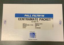 Pall Filtron 1k Centramate Cassette 02 Sqft Omega Membrane Cat Os001c12p2
