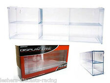 Acrylic 6 Slot Connectable 1:64 Diecast Clear Display Case By.Greenlight -