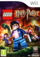 Lego Harry Potter Anni 5-7 NINTENDO WII NUOVO SIGILLATO EDIZIONE ITALIANA