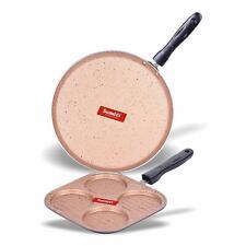 Non Stick Granite Finish Induction Cookware Set Griddle Tawa & Pancake Pan