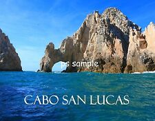 Mexico - CABO SAN LUCAS - Travel Souvenir Fridge MAGNET