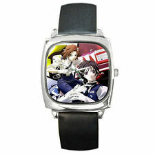 You're Under Arrest anime ultimate leather wrist watch for all ages