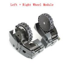 2pcs Grey Wheel Module for iRobot Roomba 5 6 7 8 Series 980 860 861 875 870 New